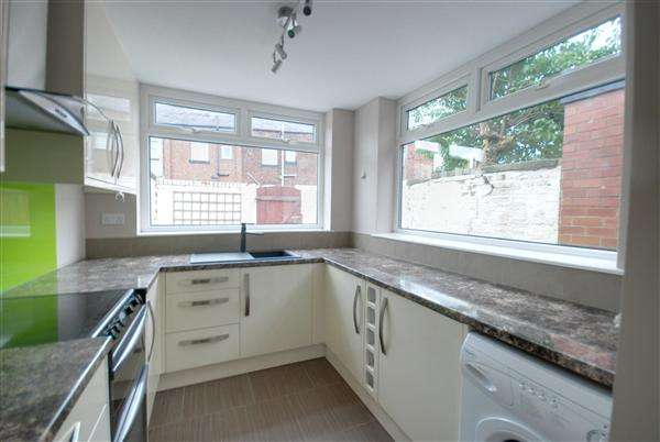 2 Bedrooms Terraced House for sale in St Annes Street, Bury