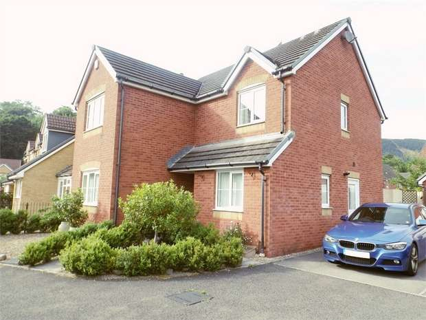 4 Bedrooms Detached House for sale in Cae Copor, Cwmavon, Port Talbot, West Glamorgan