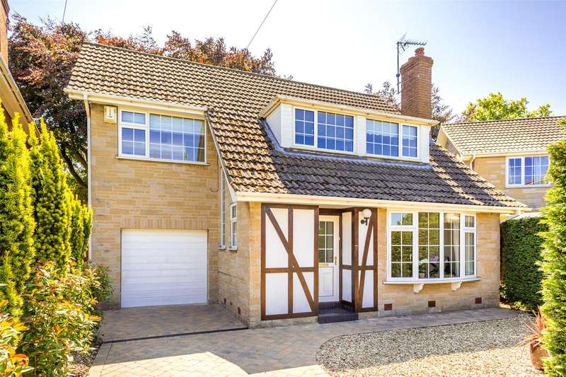 3 Bedrooms Detached House for sale in Willow Croft, Upper Poppleton, York, North Yorkshire, YO26