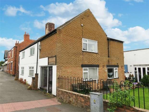 4 Bedrooms Detached House for sale in Southwell Road East, Rainworth, Mansfield, Nottinghamshire