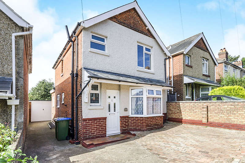 3 Bedrooms Detached House for sale in Halstead Road, Southampton, SO18