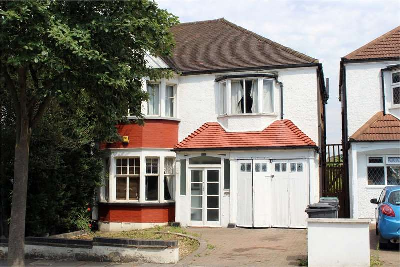 4 Bedrooms Semi Detached House for sale in Alexandra Park Road, Alexandra Park, London