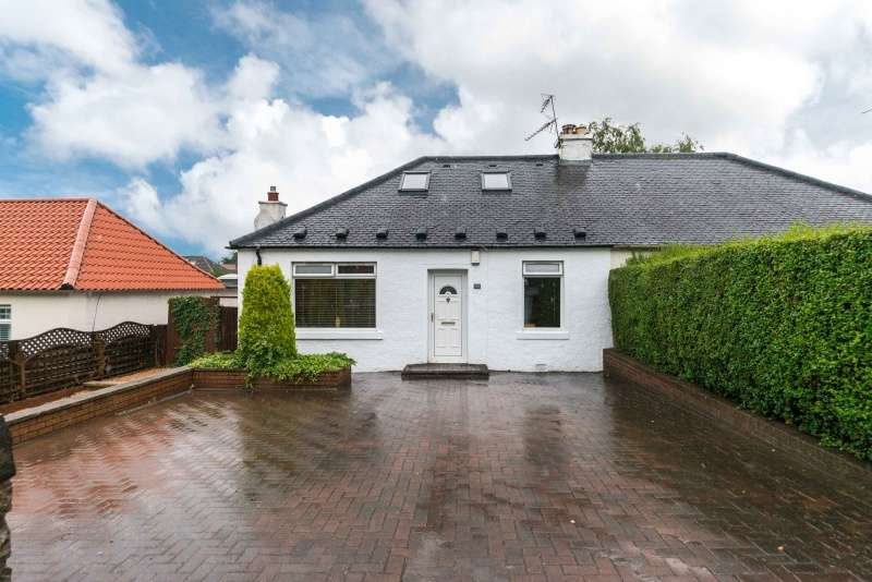 3 Bedrooms Semi Detached Bungalow for sale in Gilmerton Road, Edinburgh, EH17 7JJ