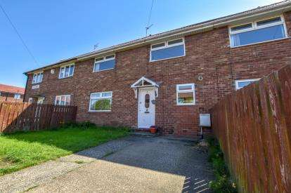 3 Bedrooms Terraced House for sale in Trowbridge Way, Newcastle Upon Tyne, Tyne and Wear, NE3