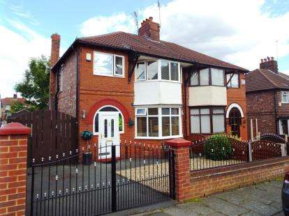 3 Bedrooms Semi Detached House for sale in Castleway, Salford, Greater Manchester