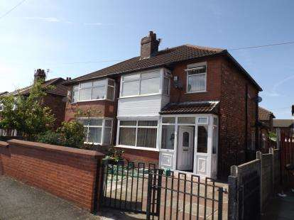 4 Bedrooms Semi Detached House for sale in Farrant Road, Manchester, Greater Manchester, Uk