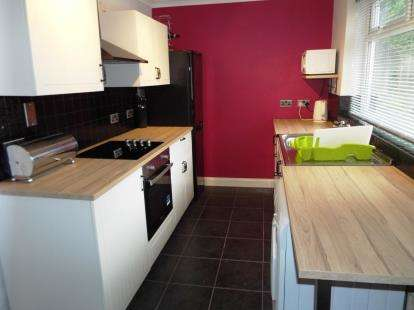 2 Bedrooms Terraced House for sale in Hilton Lane, Worsley, Manchester