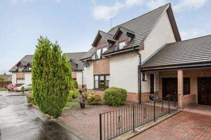 4 Bedrooms Link Detached House for sale in Braidfield Grove, Hardgate