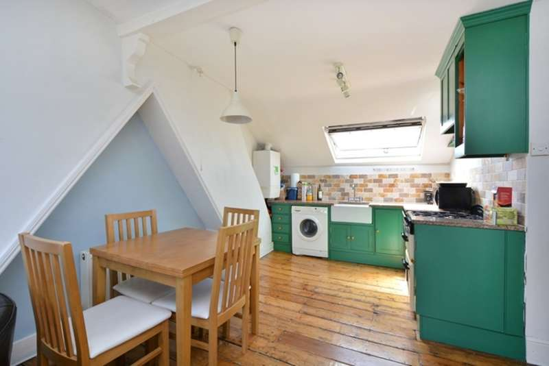 2 Bedrooms Flat for sale in Finsbury Park Road, N4 2JU