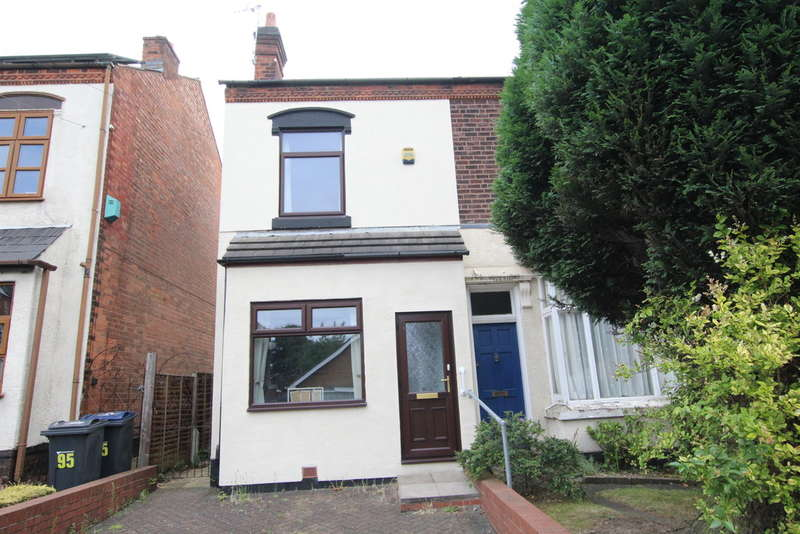 2 Bedrooms Semi Detached House for sale in Court Lane, Erdington, B23 5SH