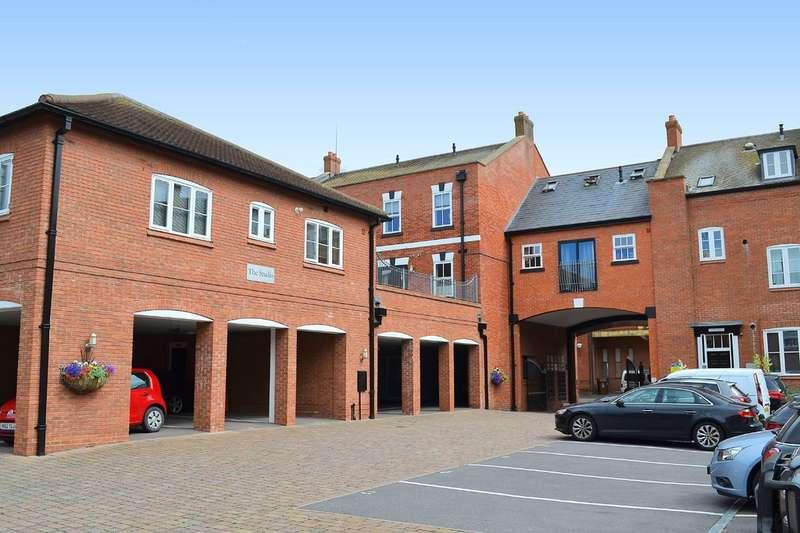 1 Bedroom Flat for sale in Charter Mews, Sandford Street,Lichfield
