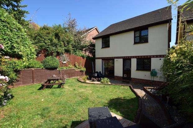 4 Bedrooms Detached House for sale in Brecon Close, Collaton St Mary, Paignton, Devon