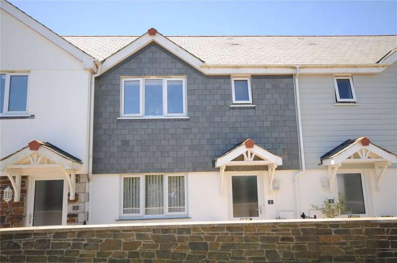 3 Bedrooms Terraced House for sale in Kew Vownder, Shortlanesend, Truro