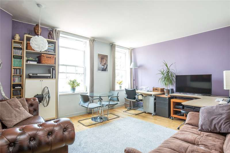 2 Bedrooms Apartment Flat for sale in Kennistoun House, Leighton Road, London, NW5