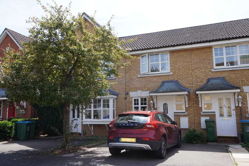 2 Bedrooms Terraced House for sale in Friarscroft Way, Aylesbury