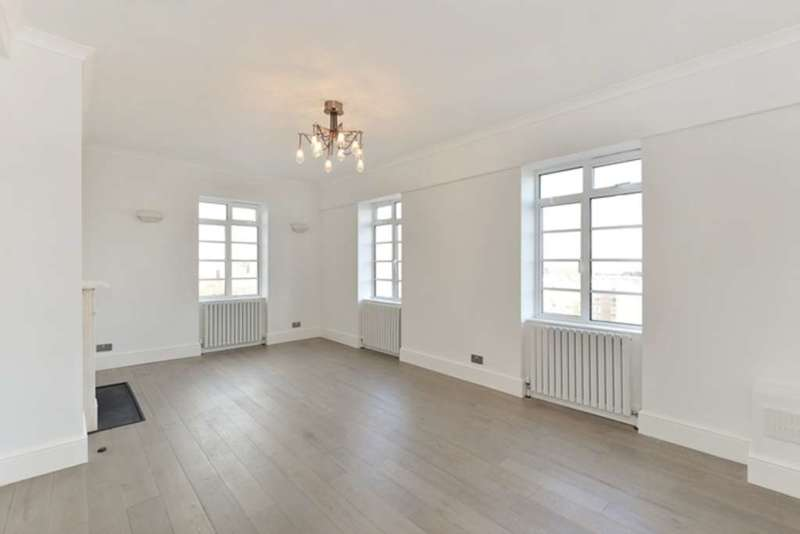 4 Bedrooms Flat for sale in Fursecroft, Brown Street, W1H