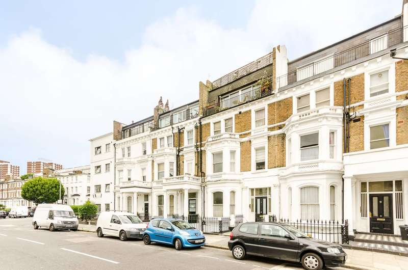 Studio Flat for sale in Sinclair Gardens, Brook Green, W14