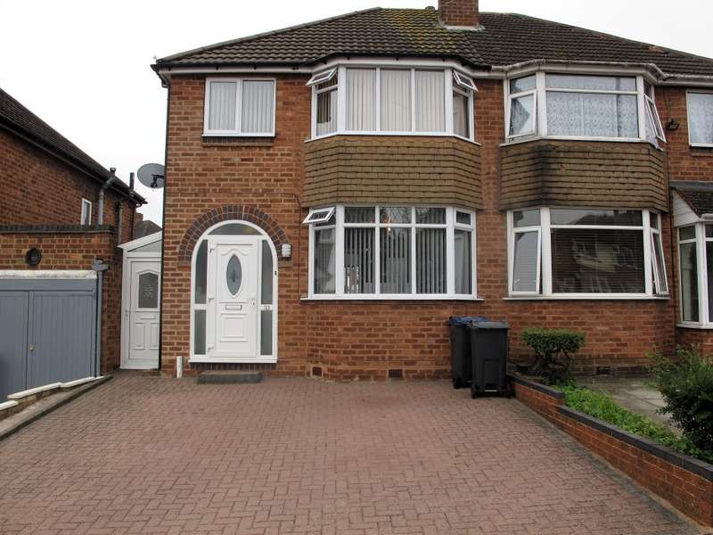 3 Bedrooms Semi Detached House for sale in Brays Road, Birmingham