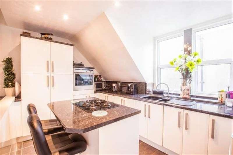4 Bedrooms Maisonette Flat for sale in Turketel Road, Folkestone, Kent