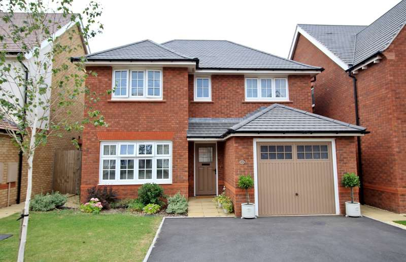 4 Bedrooms Detached House for sale in Tamar Valley Close, NEWPORT, NP20