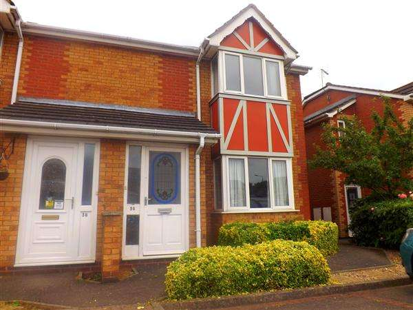 2 Bedrooms Apartment Flat for sale in Chapel Close, Clowne