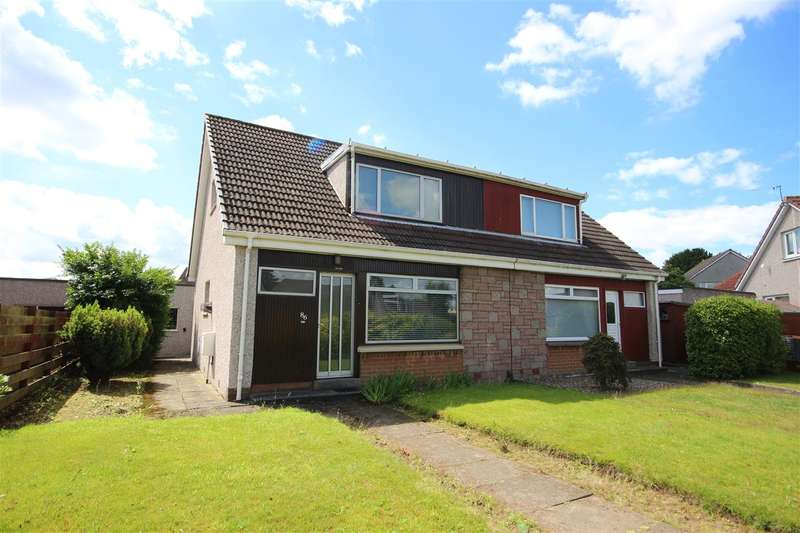 2 Bedrooms Semi Detached House for sale in Muirhead Road, Stenhousemuir