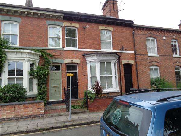 4 Bedrooms Terraced House for rent in Turner Street, LEICESTER