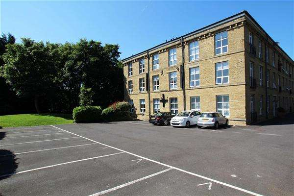 2 Bedrooms Apartment Flat for sale in Lower Willow Hall Mill, Gratrix Lane, Sowerby Bridge