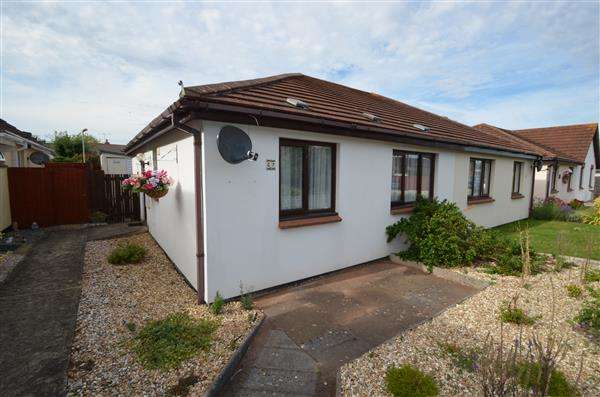 2 Bedrooms Bungalow for sale in Heywood Drive, Starcross
