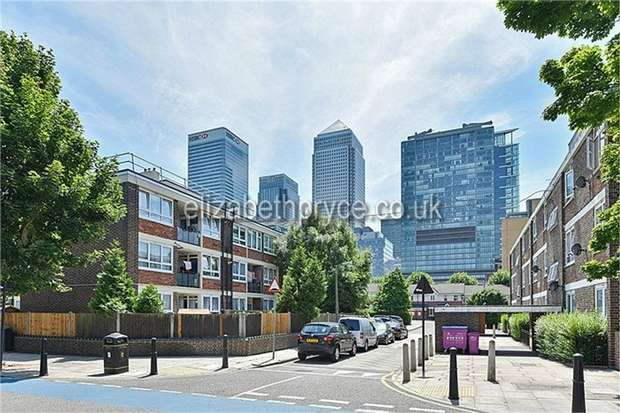 2 Bedrooms Flat for sale in Poplar High Street, London