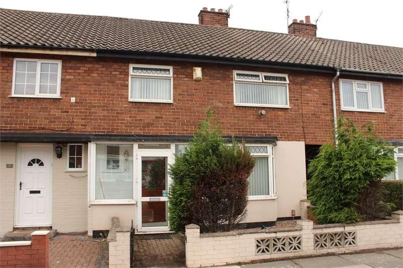 3 Bedrooms Terraced House for sale in Preston Way, Crosby, Merseyside