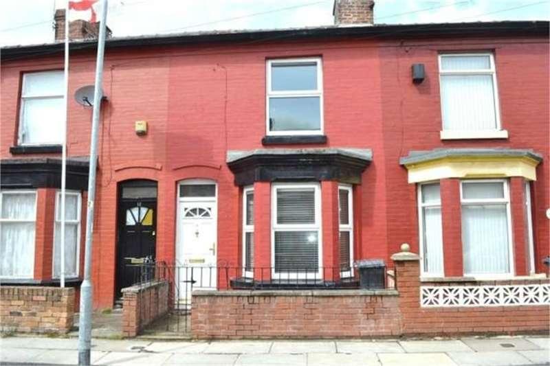 2 Bedrooms Terraced House for sale in Kilburn Street, LITHERLAND, Merseyside