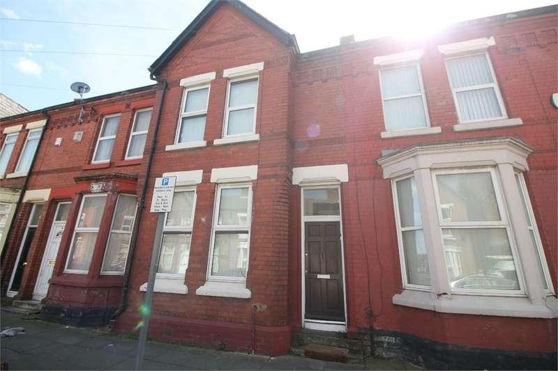 2 Bedrooms Terraced House for sale in Orwell Road, Kirkdale, Merseyside