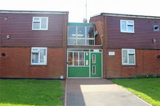 1 Bedroom Flat for sale in Wolverhampton Road, Walsall, West Midlands