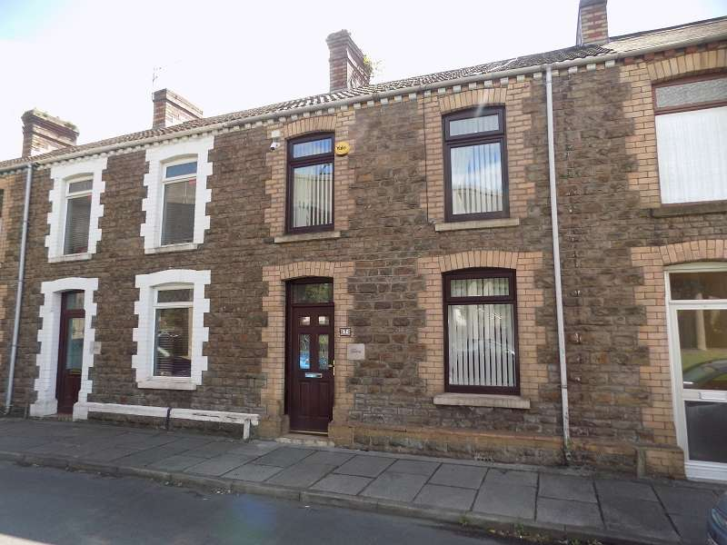 3 Bedrooms Terraced House for sale in North Street, Taibach, Port Talbot, Neath Port Talbot. SA13 1SU