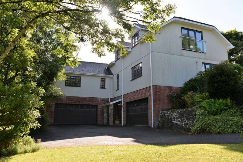 6 Bedrooms Detached House for sale in Tilley House Plymstock