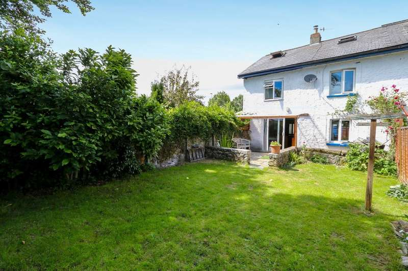 3 Bedrooms End Of Terrace House for sale in Albert Terrace, Bovey Tracey