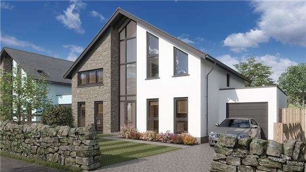 4 Bedrooms Detached House for sale in The Paddocks, Players Close, Hambrook, Bristol, BS16 1SX
