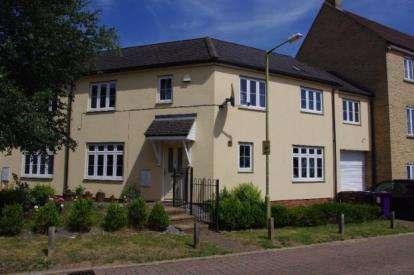 4 Bedrooms Terraced House for sale in Great Gables, Stevenage, Hertfordshire