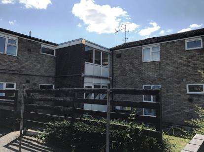 1 Bedroom Flat for sale in Mildmay Road, Stevenage, Hertfordshire, England