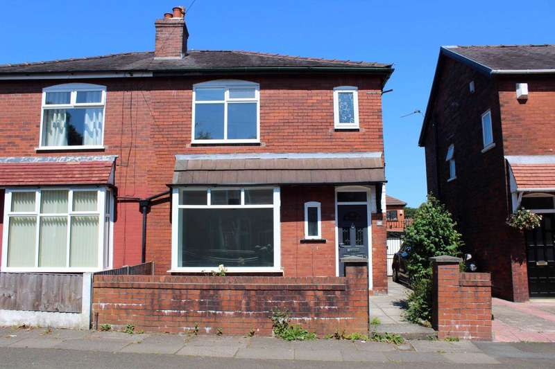 3 Bedrooms Semi Detached House for sale in Thorns Road, Astley Bridge