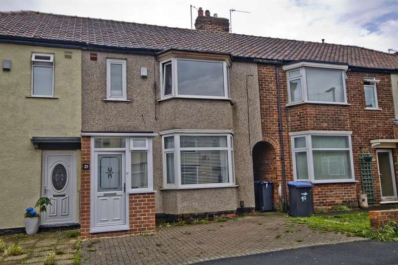 3 Bedrooms Terraced House for sale in Downside Road, Middlesbrough, TS5 4QT