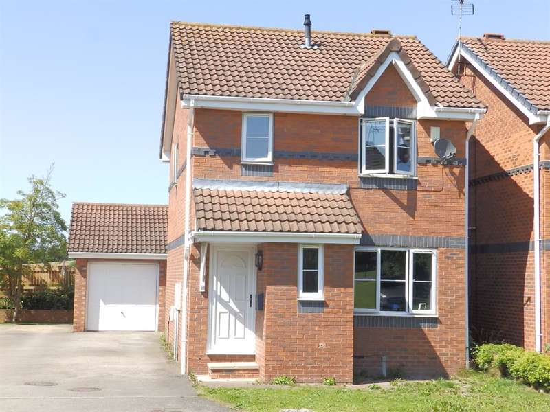 3 Bedrooms Detached House for sale in Lawson Avenue, Boroughbridge, York, YO51 9UU