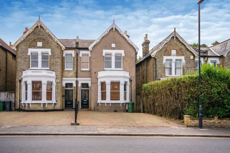 5 Bedrooms Semi Detached House for sale in Greyhound Lane, Streatham Common, SW16