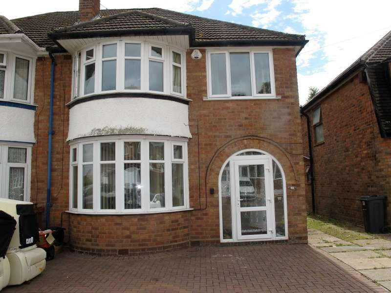 3 Bedrooms Semi Detached House for sale in Pickwick Grove, Birmingham