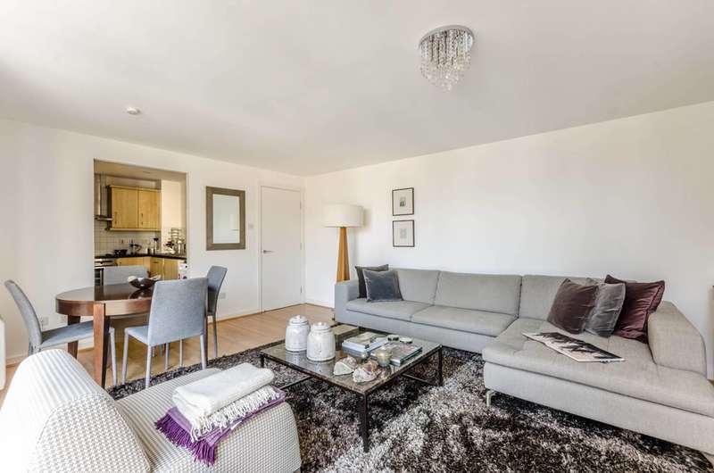 1 Bedroom Flat for sale in Berglen Court, Limehouse, E14