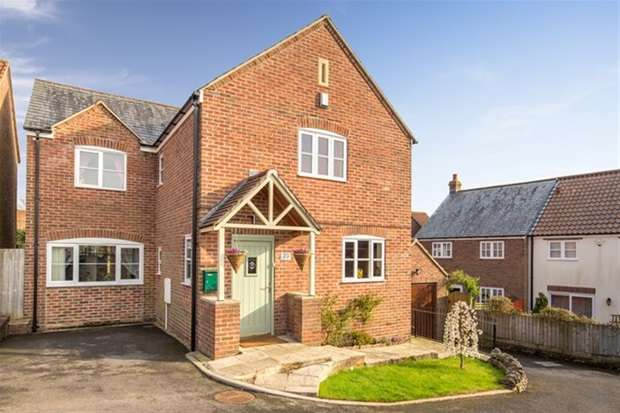 4 Bedrooms Detached House for sale in High Green, Easton, Wells