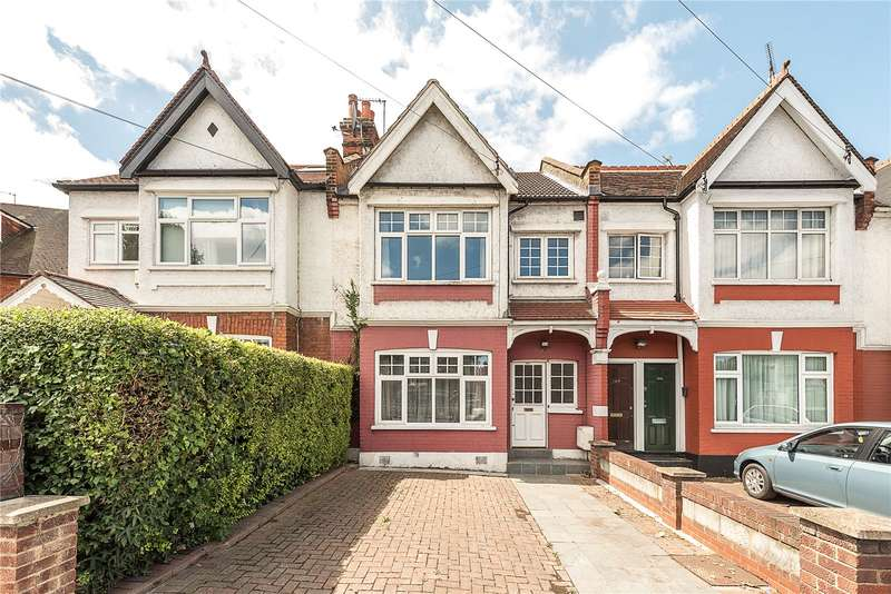 3 Bedrooms Terraced House for sale in Colney Hatch Lane, London, N10
