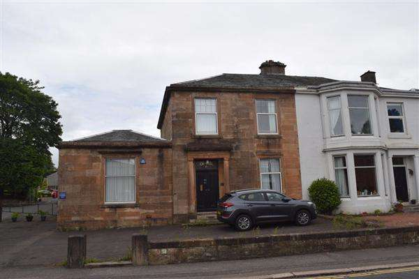 2 Bedrooms Apartment Flat for sale in London Road, KILMARNOCK
