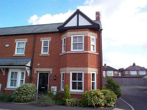 3 Bedrooms End Of Terrace House for sale in Wolverton, Milton Keynes